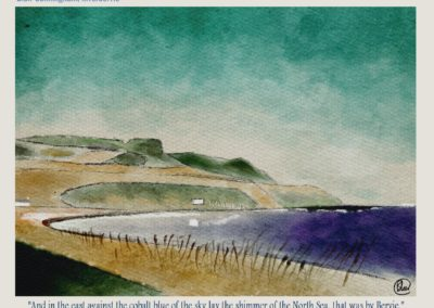 Bervie Bay by Blair Cunningham